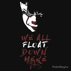 Pennywise - We all float down here Best Horror Movies, Scary Movies, Good Movies, Its 2017, Steven King, Pennywise The Dancing Clown, The Rocky Horror Picture Show, Horror Icons, Best Horrors