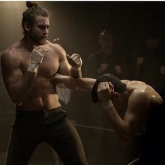 My Dirty Thoughts : Brock O'Hurn at left --- This is from Blitz Kids' video for 'Keep Swinging.'