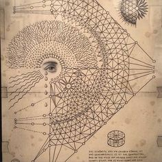 m - Other Worlds [free DL available} by khalil.m from desktop or your mobile device Terre Plate, Sacred Geometry Tattoo, Alchemy Symbols, Esoteric Art, Psy Art, Sacred Architecture, 1 Tattoo, Occult Art, Arte Popular