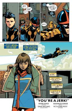 All New All Different Avengers #1 Review - Comic Book Revolution
