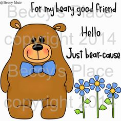 Beccy's Place: bears
