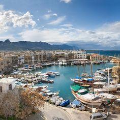 Kyrenia aka Girne. Northern Cyprus Study abroad on the beautiful island of Cyprus with the brand new GO Short Cyprus trip!! #studyabroad #GOProgram #SUGO