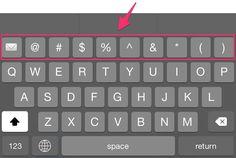 iKeywi para iOS 8 añade una quinta fila de teclas personalizables - http://www.actualidadiphone.com/2014/10/07/ikeywi-para-ios-8-anade-una-quinta-fila-de-teclas-personalizables/