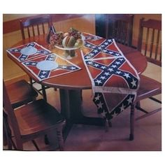 SET DE MESA REBELDE - Southern Style Shop