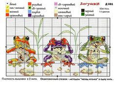 murzilka1019 - «Ranas1.jpg» on Yandex. Another frog speak/see/ hear no evil. This is cute!