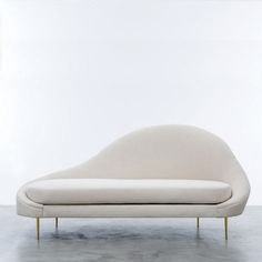 Modern Chaise Lounges - Ideas on Foter Sofa Furniture, Furniture Design, Furniture Market, Furniture Stores, Canapé Design, Interior Design, Room Interior, Modern Sofa Designs, Sofa Design