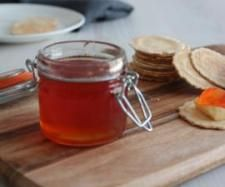Chilli and Apple Jelly by Thermomix in Australia