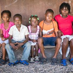 Spotted: #TheShoeThatGrows in Haiti  How will you be an active member of #PracticalCompassion today?