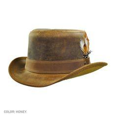 Head 'N Home Stoker Top Hat (Honey)