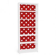 Bücherregal ikea braun  Möbelfolie für IKEA #Billy #Regal - Klebefolie Aborigine ...
