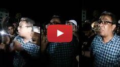 فيديو حصري لحميد المهداوي لحظات قبل اعتقاله !!!