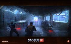 #1303896, HD Widescreen Wallpapers - Mass Effect 2 wallpaper