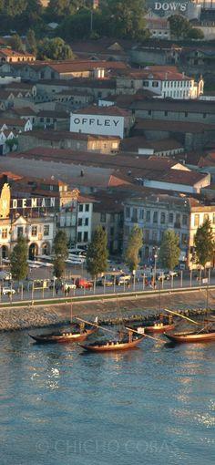 Ribeira, Gaia, Porto - Port Wine tasting anyone?  Wish I was there right now!