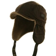 85a06e46b1a Automatic Pilot Hat – Distressed Brown W28S43D Fall Fashion Outfits
