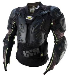 iXS Battle Jacket EVO Body Armor