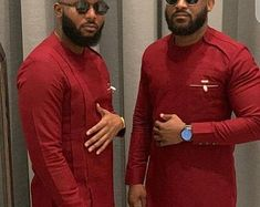 Men's African Clothing Prom Dress Suit African Groom | Etsy Latest African Wear For Men, African Male Suits, African Clothing For Men, African Shirts, African Men Fashion, African Attire, African Dress, African Style, Dashiki For Men