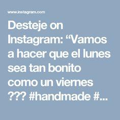 """Desteje on Instagram: """"Vamos a hacer que el lunes sea tan bonito como un viernes 😀😀😀 #handmade #DIY #cesto #sol #hmbcn #hmf2015 #fetamà #crocheting #bigganxet…"""""""