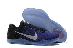 best loved c4b8c 4cc54 Nike Kobe 11 New Kobe XI Sale Purple Blue Black