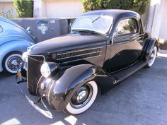 The Suede Palace at the 2014 Grand National Roadster Show | Hotrod Hotline
