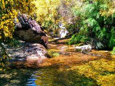 Boa tarde :D Recantos do paraíso arcuense:as quedas de água na Travanca em <3 Arcos de <3