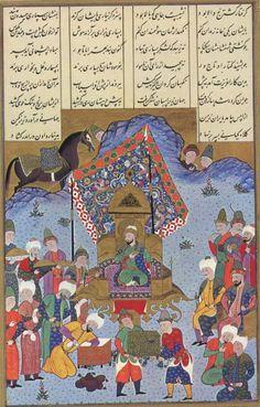 Osmanlida Minyatur Sanati Ornekleri Forum Gercek Minyaturler Sanat Islami Sanat