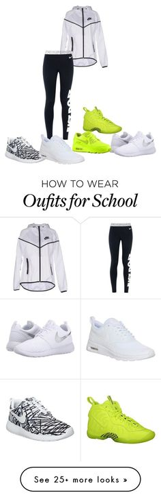 """Decisions"" by cecedavis3 on Polyvore featuring NIKE"