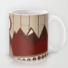 Textures/Abstract 112 Mug by ViviGonzalezArt - $15.00