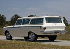 Hemmings Find of the Day – 1962 Rambler Classic
