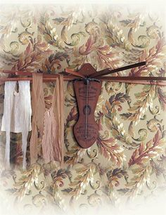 This Empire Clothes Dryer is a beautiful wall mounted Victorian drying rack with multiple extendable arms to dry in small spaces. Reaches wide, out. Clothes Drying Racks, Clothes Dryer, Clothes Line, Wall Mounted Drying Rack, Laundry Hanger, Vtc, Old World Christmas, Romantic Homes, Drip Dry