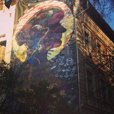 Street Art in Budapest - by budapesturbanadventrues