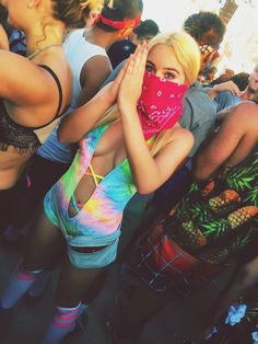 This beautiful bubble tie die velvet features all over soft swirls of color to please all your senses. The Kali Romper features a tie back, as well as tie around the neck for adjustable security and a Festival Looks, Festival Mode, Edm Festival, Festival Wear, Rave Festival Outfits, Rave Outfits, Festival Fashion, Raves, Rave Girls