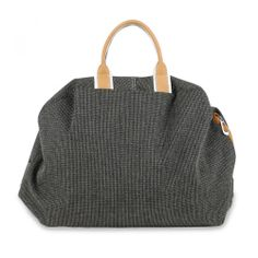 Seine bowler bag (grid)