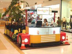 Decorative Theme Kiosk