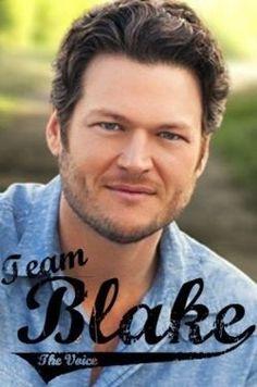 Blake | Blake Shelton - Click image to find more Celebrities Pinterest pins