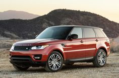 2014 Land Rover Range Rover Sport Supercharged: Review Photo Gallery - Autoblog