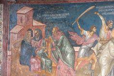 BLAGO | БЛАГО : Дечани : Фарисеј Гамалило говори пред првосвештеницима