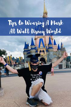 If you're heading to Walt Disney World, you must wear a mask. I share tips on how to make this easier. #WaltDisneyWorld #Disney #wearamask Best Money Saving Tips, Disney Tips, Disney Vacations, Solo Travel, Family Life, Walt Disney World, Family Travel, Helpful Hints, Parenting