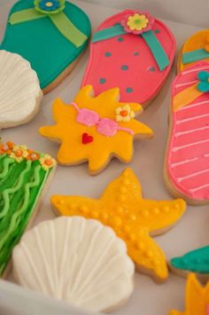 Luau Theme Summer Party Ideas | Photo 8 of 30 | Catch My Party