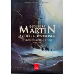A Guerra dos Tronos - As Crônicas de Gelo e Fogo - George R. R. Martin