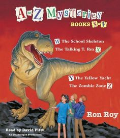 A to Z Mysteries: Books S-V by Ron Roy. Save 32 Off!. $13.60. Publisher: Listening Library (Audio); Unabridged edition (February 12, 2013). Reading level: Ages 5 and up