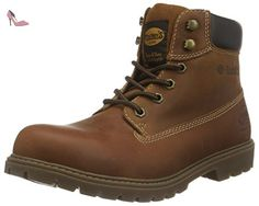 Dockers by Gerli 19pa040-400, Bottes Rangers Homme, Marron (Reh), 42 EU - Chaussures dockers by gerli (*Partner-Link)