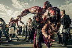 https://flic.kr/p/xmimXJ | Zombiewalk Düsseldorf