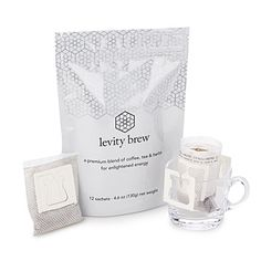 Look what I found at UncommonGoods: On the Go Coffee and Tea Blend for $25.00