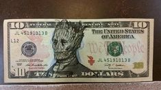 How To Deface Bills Like A Boss - 27 Pics - illegal but so cool