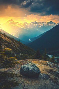 Glacier National Park, British Columbia, Canada ♡