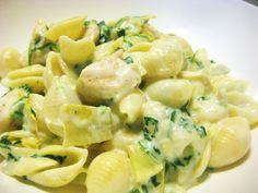 Spinach & Artichoke Dip Pasta