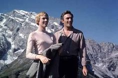 """Working with Julie Andrews is like getting hit over the head with a Valentine."" - Christopher Plummer who starred in The Sound of Music (1965) with Andrews"