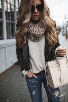 Best casual winter outfit ideas 2018 for women 37