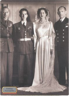 Chic Vintage Bride Princess Alexandra