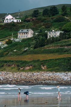 Dingle Bay, Dingle Peninsula, Co. Kerry, Ireland.